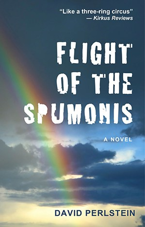 Flight of the Spumonis cover image