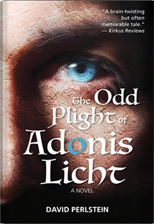 The Odd Plight of Adonis Licht cover image